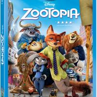 Zootopia on BluRay