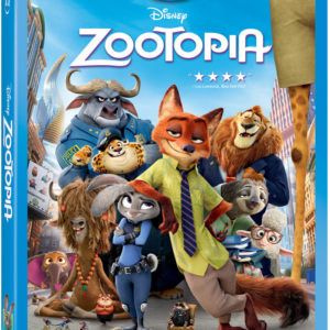 Zootopia on Blu-Ray 6.7.16
