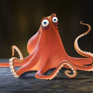 Hank the Octopus