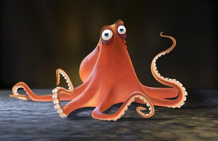 Hank the Octopus