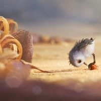 Pixar's New Short: Piper
