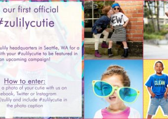 Is Your Child a zulily Cutie?