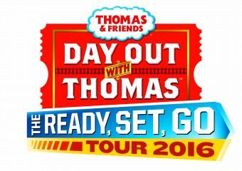 Day Out With Thomas! {Win Seattle Tickets!}
