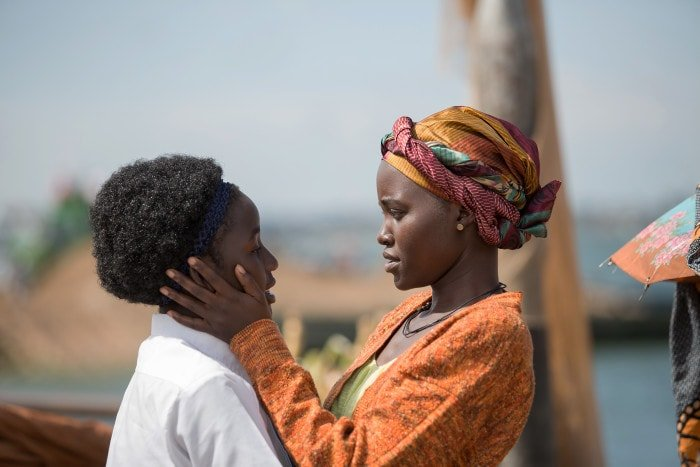 Lupita Nyong'o and Madina Nalwanga