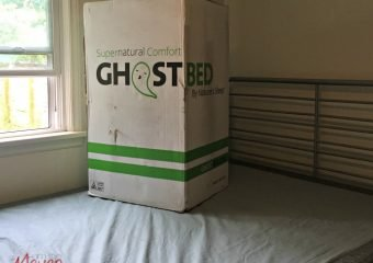 GhostBed Unboxing Video and Review