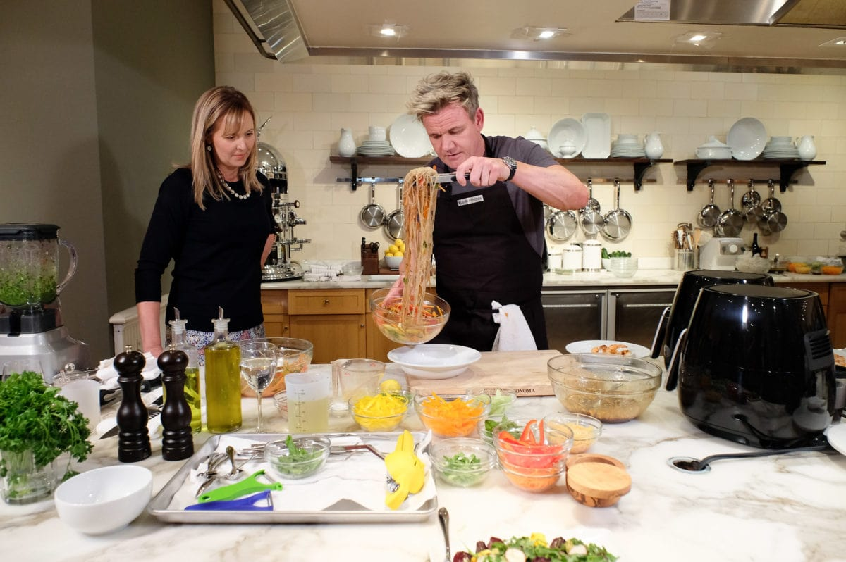 You Ll Love This Airfryer Recipe From Gordon Ramsay I
