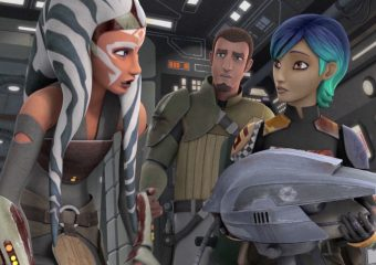 Star Wars Rebels: Complete Season Two on August 30!