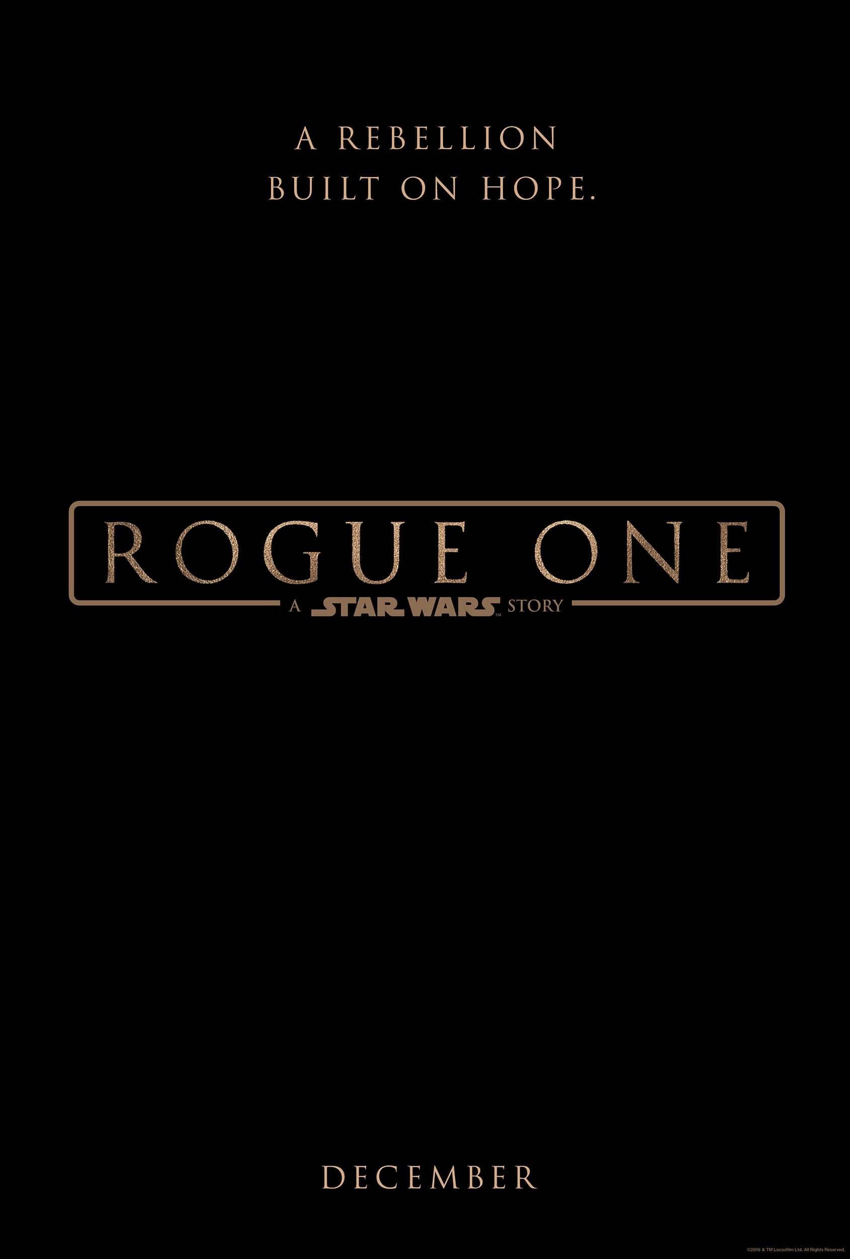 RogueOne Title Sheet