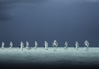 STAR WARS: New Rogue One Trailer.