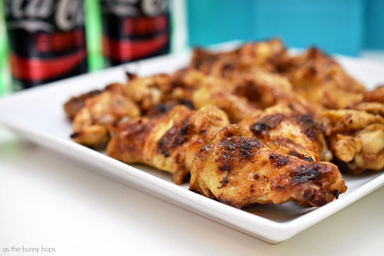 Vinegar Chicken Wings