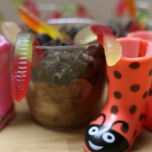 WellieWishers Worm Cups: An American Girl Inspired Recipe