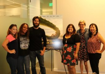 Pete's Dragon: Interview with Wes Bentley