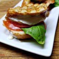 Yum! Cheese Panini #MakeMoreofMealtime