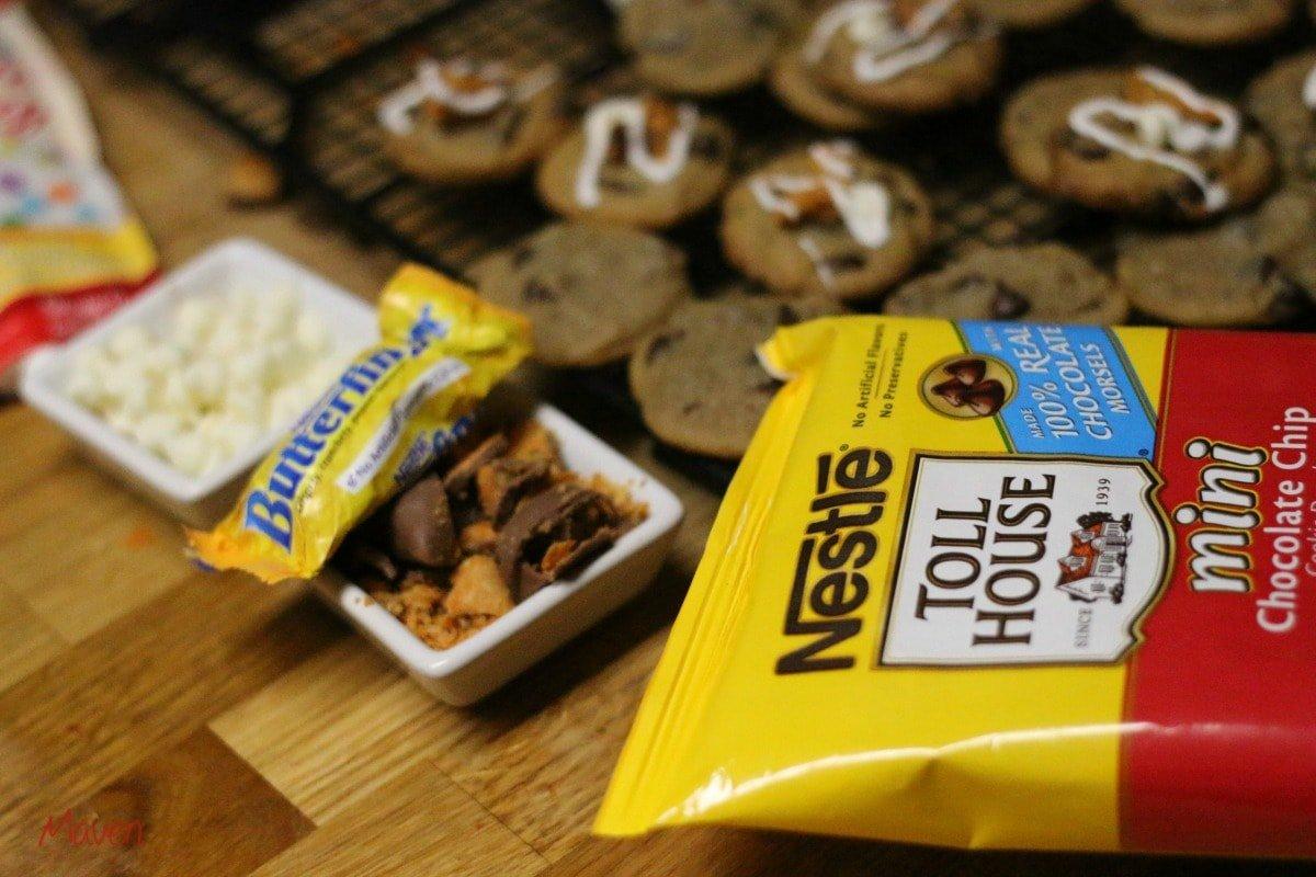 Refrigerated cookie dough is the best! #NestleSchoolDays AD