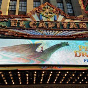 Pete's Dragon Red Carpet Premiere Experience