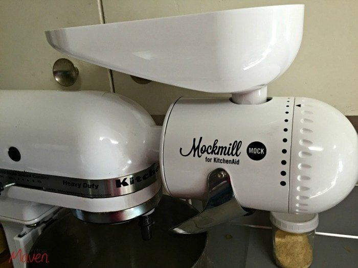 MockMill - the grain mill for your stand mixer.