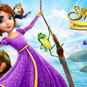 The Swan Princess: Princess Tomorrow, Pirate Today is out on DVD September 6