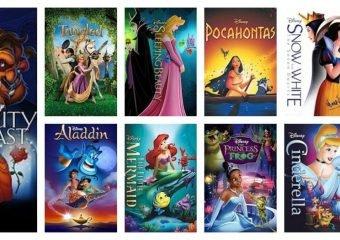 Bring Home All of the Disney Princesses!