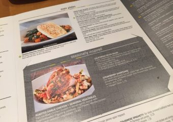 California Pizza Kitchen has a new menu, and we tried it!