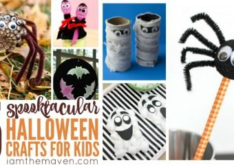 Try These Spooktacular Halloween Crafts for Kids!
