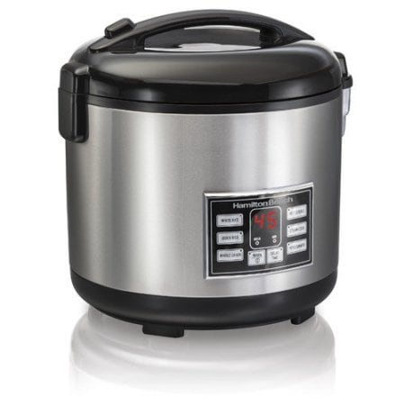 Rice and Hot Cereal Cooker