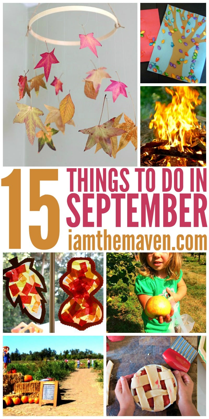 These is a list of things to do in September