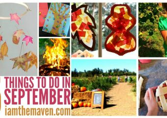 List of things to do in September