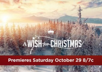"Hallmark Channel's ""A Wish for Christmas"" #CountdowntoChristmas this Saturday, Oct. 29th  at 8pm/7c!"