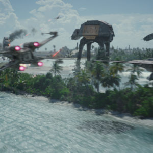 New Trailer: ROGUE ONE: A STAR WARS STORY #RogueOne