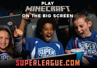 Seattle Minecraft Event with Super League Starts 10/18