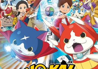 Yo-kai Watch: The Movie – This Saturday, October 15!