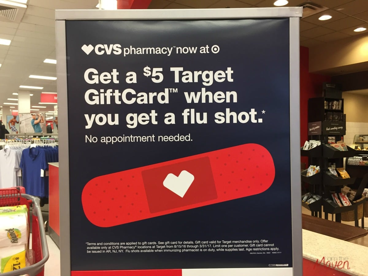 Grab your Flu Shot at CVS