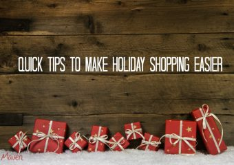 Quick Tips to Make Holiday Shopping Easier!