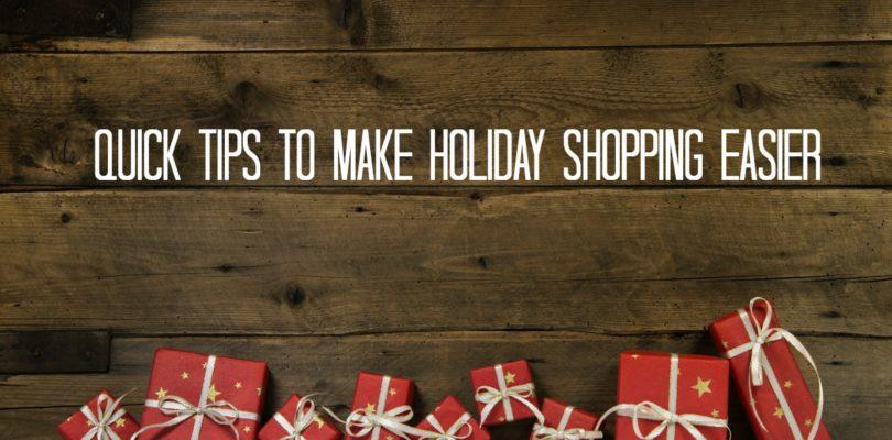 Make Holiday Shopping Easier
