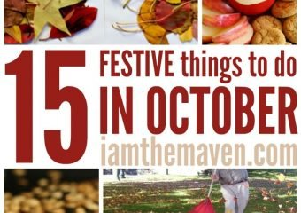 15 Festive Things to Do in October