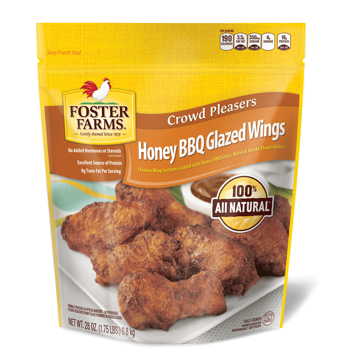 foster-farms-honey-bbq-glazed-wings
