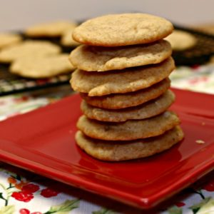 Eggnog Cookies plus Holiday Tips & Tricks from Chef Jeff Anderson