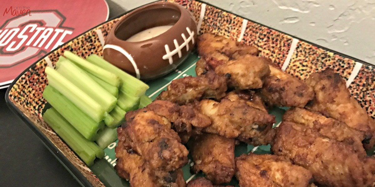 Foster Farms Honey BBQ Glazed Wings