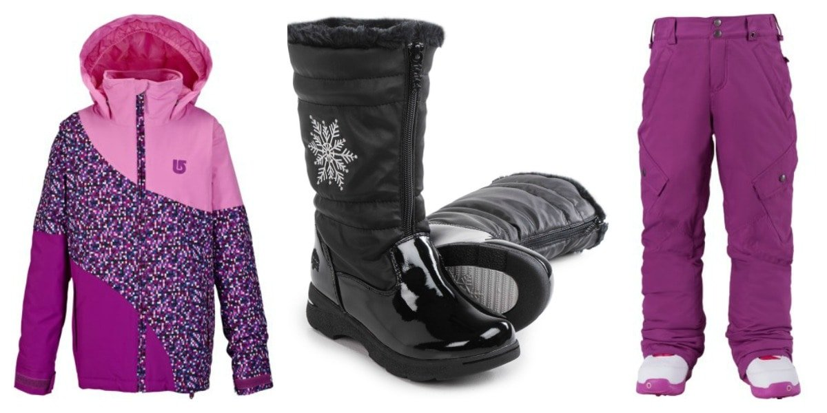 Girls Cold Weather Gear Sierra Trading Post