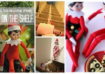 The Elf on the Shelf guide