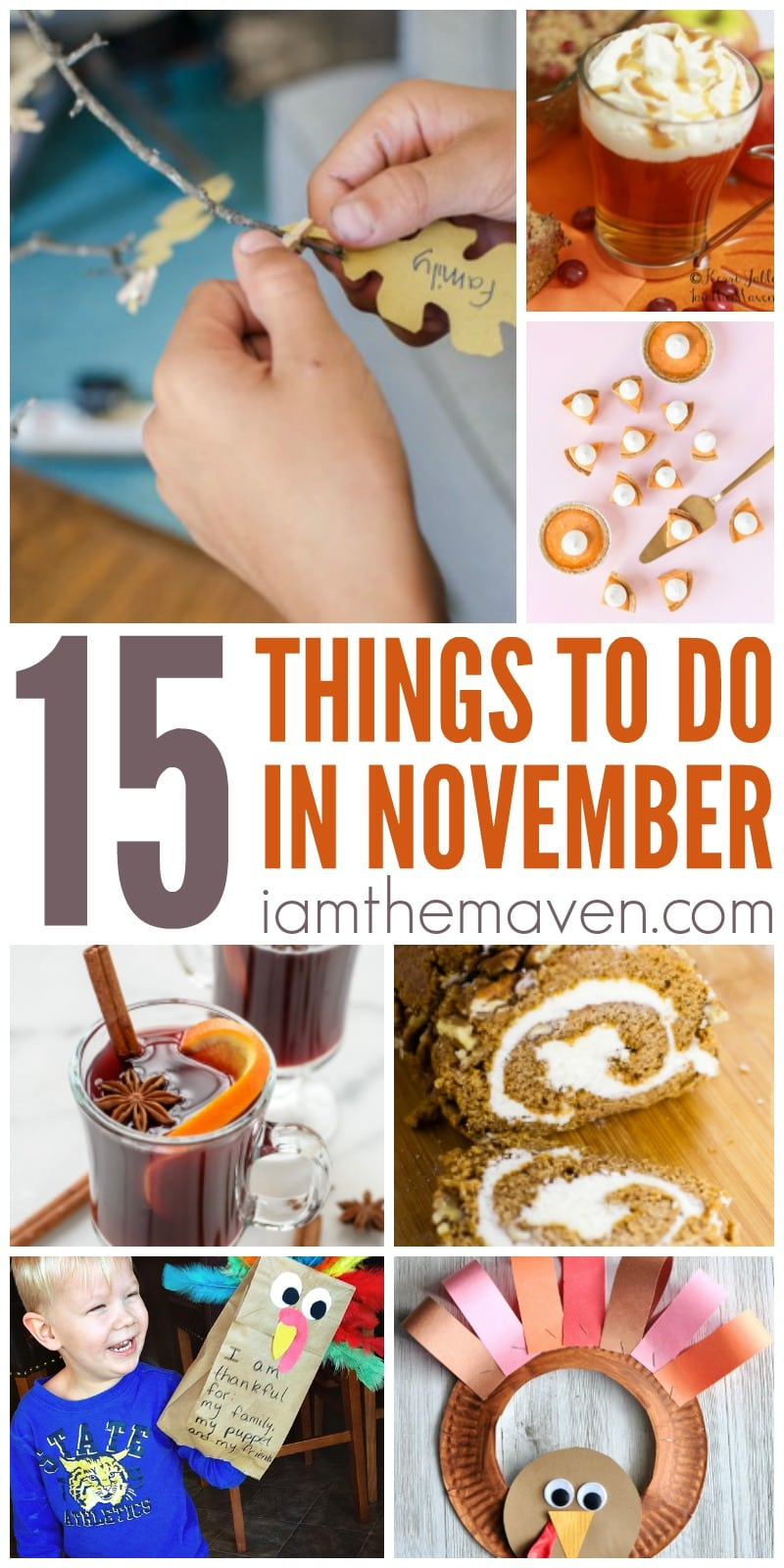 You'll love this list of things to do in November,