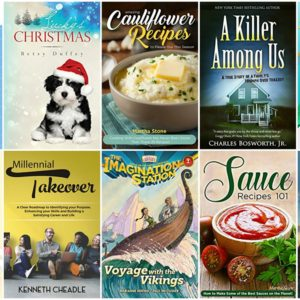 10 Free Kindle Books 12/2/16