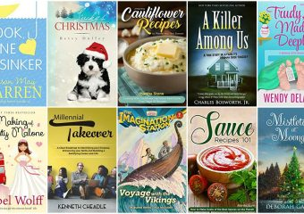 Need something to read? 10 Free Kindle Books 12/2/16