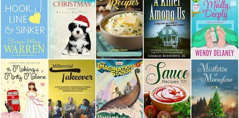 10 Free Kindle Books 12/2/16