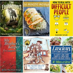 Free Kindle Books 12/9/16