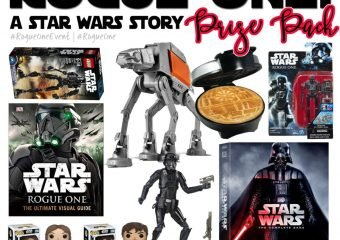 Star Wars Giveaway! Rogue One: A Star Wars Story