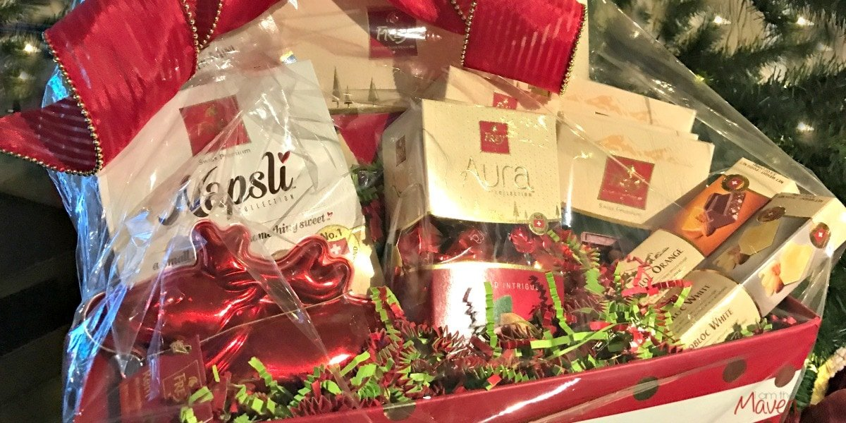 Give the gift of chocolate