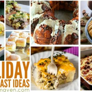 Delicious Holiday Breakfast Ideas!