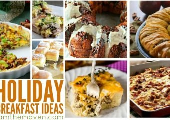 You will love these holiday breakfast ideas!