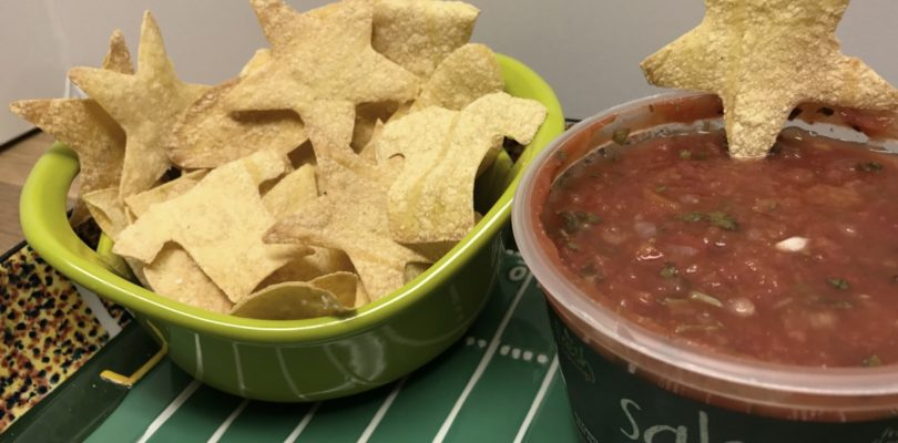 Kid Friendly Foods: Tortilla Chips and Salsa